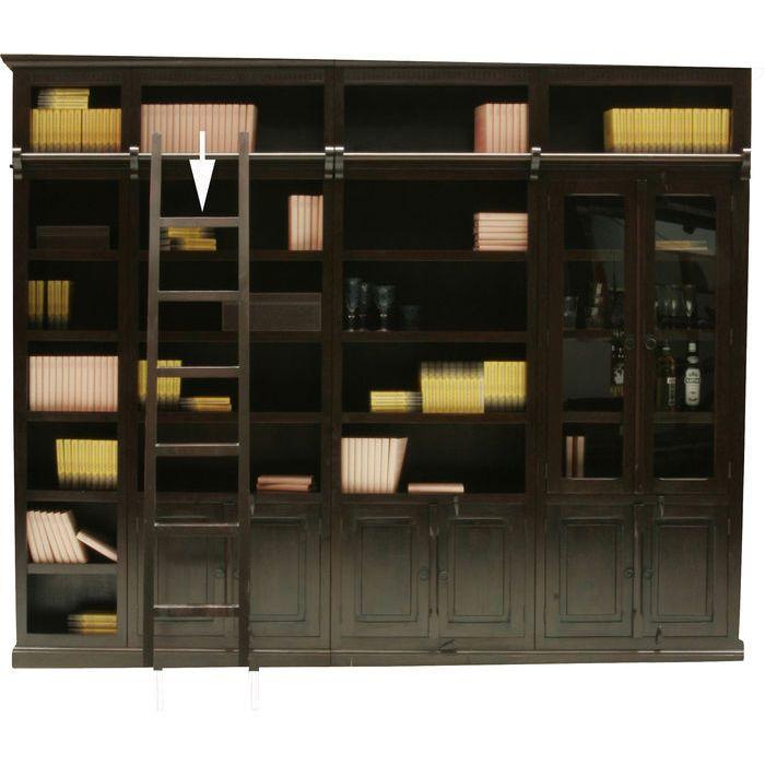 ... Leitern, Bücherregale Fürs Wohnzimmer und Bücherregale