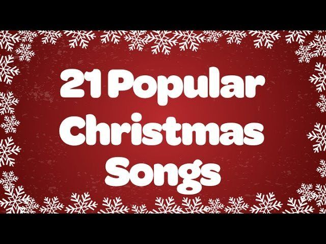 Top 21 Popular Christmas Songs and Carols Playlist 2016 🎅.     Get the Best Deals for Christmas Shopping – Click Here! The TOP 21 Xmas Carols playlist with sing along lyrics, featuring over a hr of prominent Xmas music. This playlist makes certain to fill your heart with the happiness of Xmas! Subscribe: 1. Jingle Bell Rock 0:00 2. We Desire You A...   Read the rest of this entry » http://popularchristmas.com/top-21-popular-christmas-songs-and-carols-playlist-201