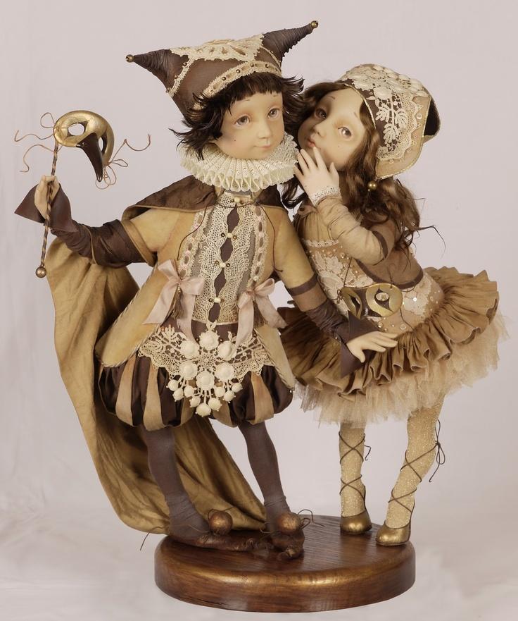 продается кукла авторская картинки именно