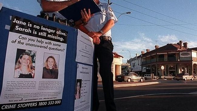 WA POLICE said they remained positive the Claremont serial killings will be solved.