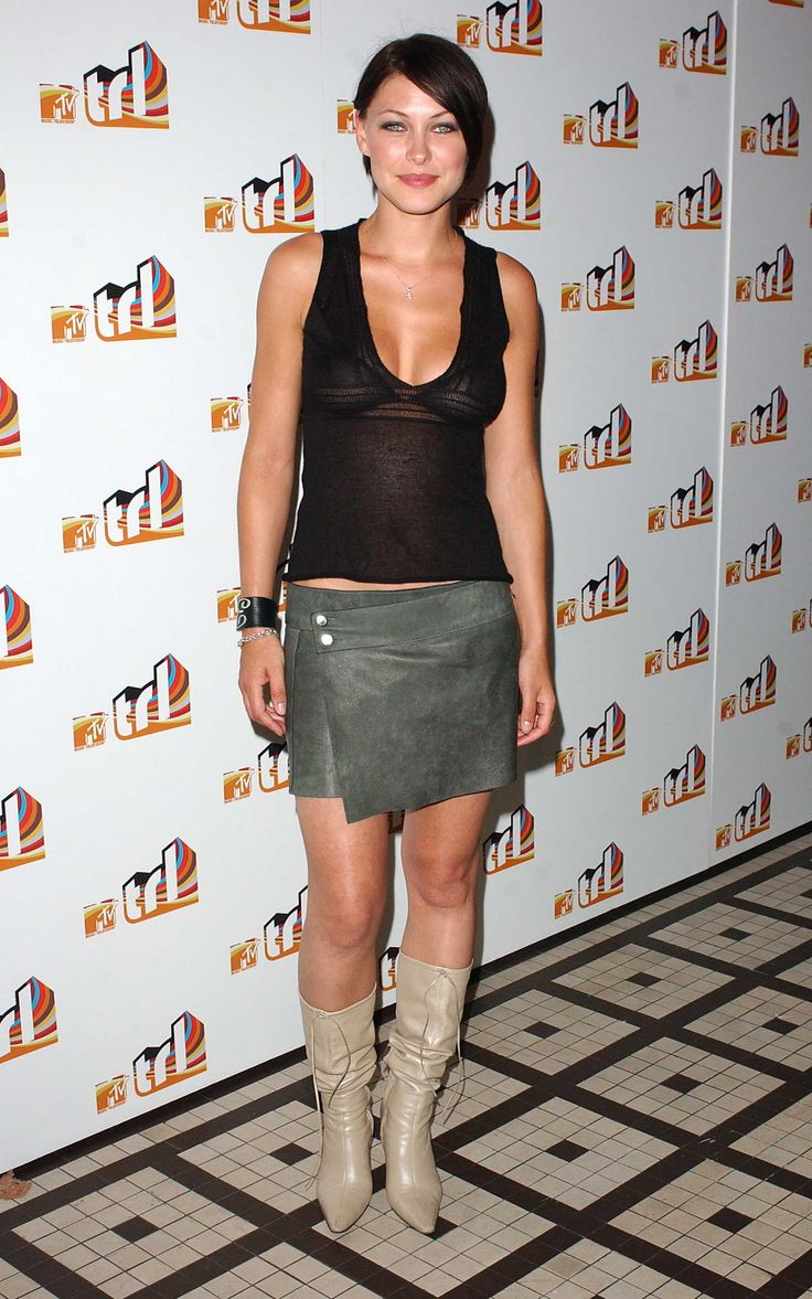 Emma Willis – MTV TRL Launch Party 19.08.03