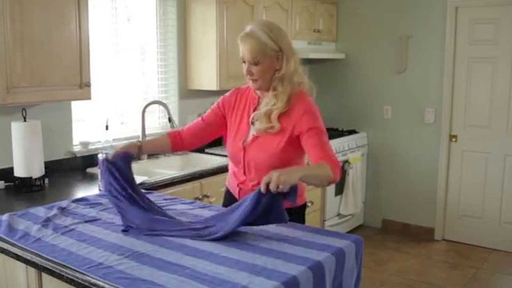 """Check out my newest Youtube video - How to """"Un-shrink"""" Your Clothes!"""
