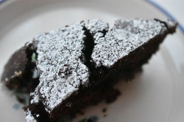 Chokoladekage med espresso - nem og lækker