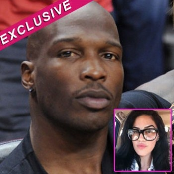 Chad 'Ochocinco' Johnson Scores Dates On Twitter, Third Mistress He Picked Up There Is Revealed! | Radar Online