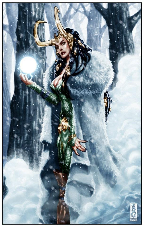 Lady Loki (Marvel)