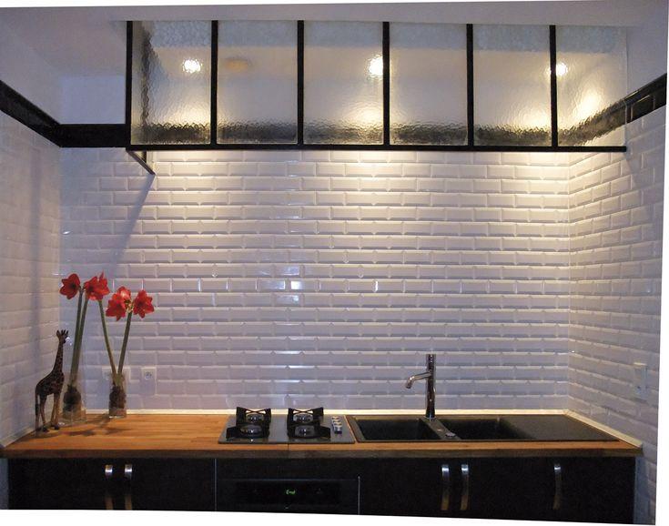 carrelage m tro verni recherche google cuisine pinterest. Black Bedroom Furniture Sets. Home Design Ideas