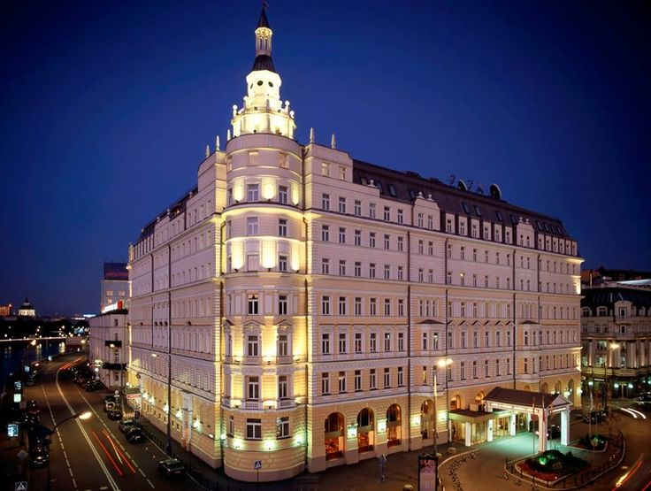 Hotel Maltschug Kempinski, Moscow - Nga
