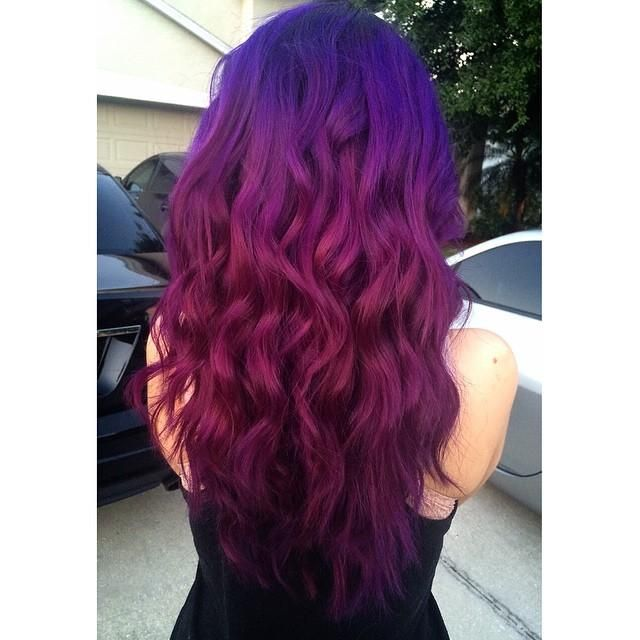 pravana hair color chart: Best 20 vivid hair color ideas on pinterest unicorn hair color