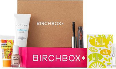 The Beauty Box: Monthly makeup, skincare, and haircare samples