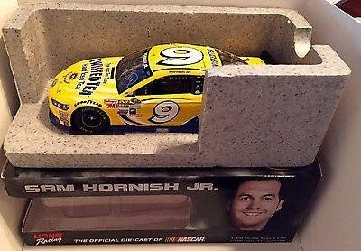 2015 Richard Petty The King Signed Sam Hornish Jr Twisted Tea 1/24 Diecast Car - Autographed Diecast Cars * You can get additional details at the image link.