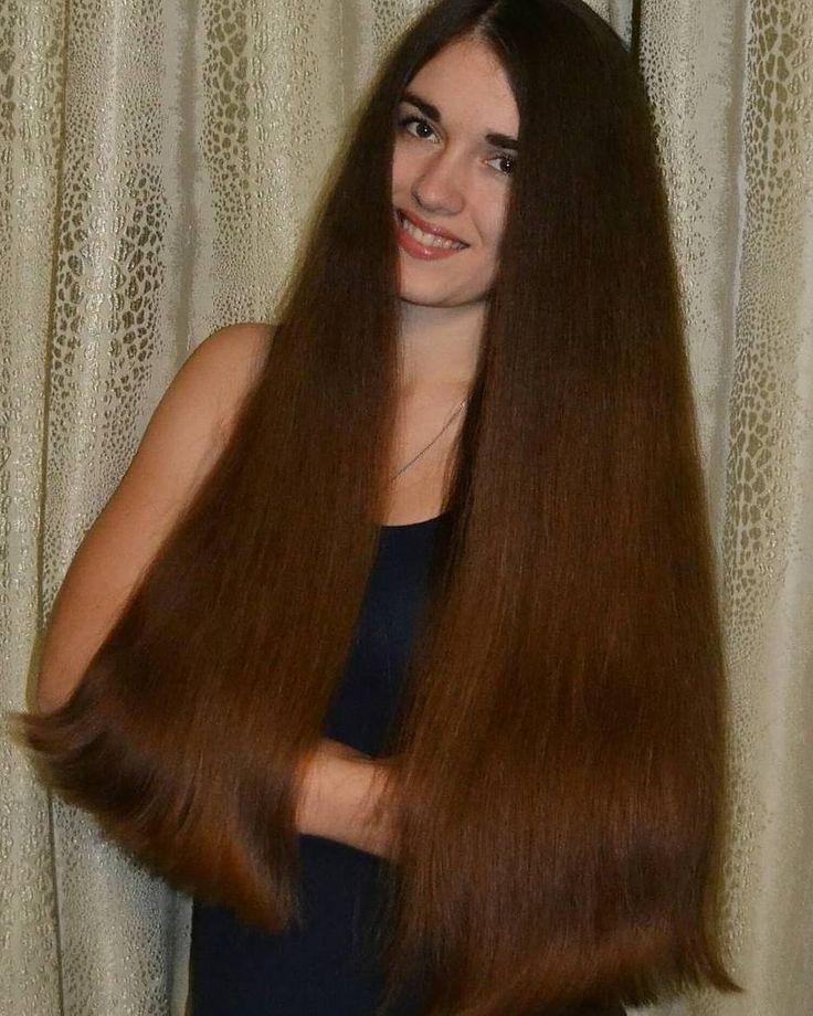 長い髪のサイト