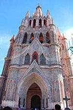 San Miguel de Allende - travel professionally to for Korloff PARIS