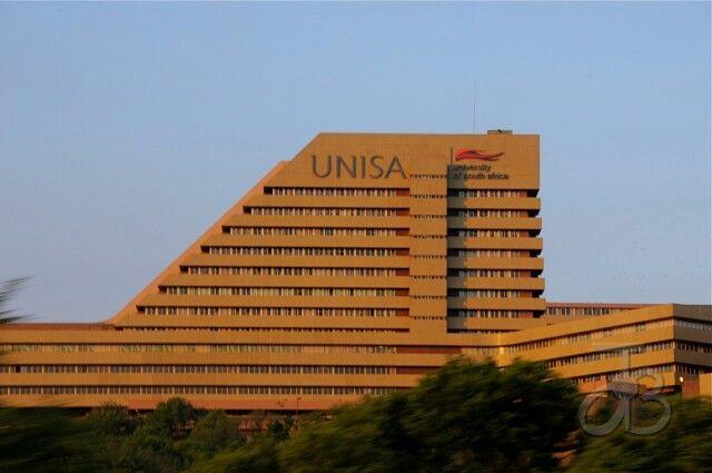 Unisa university,  Pretoria, Gauteng Province South Africa. By #PhotoJdB