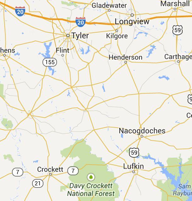 Visit east texas