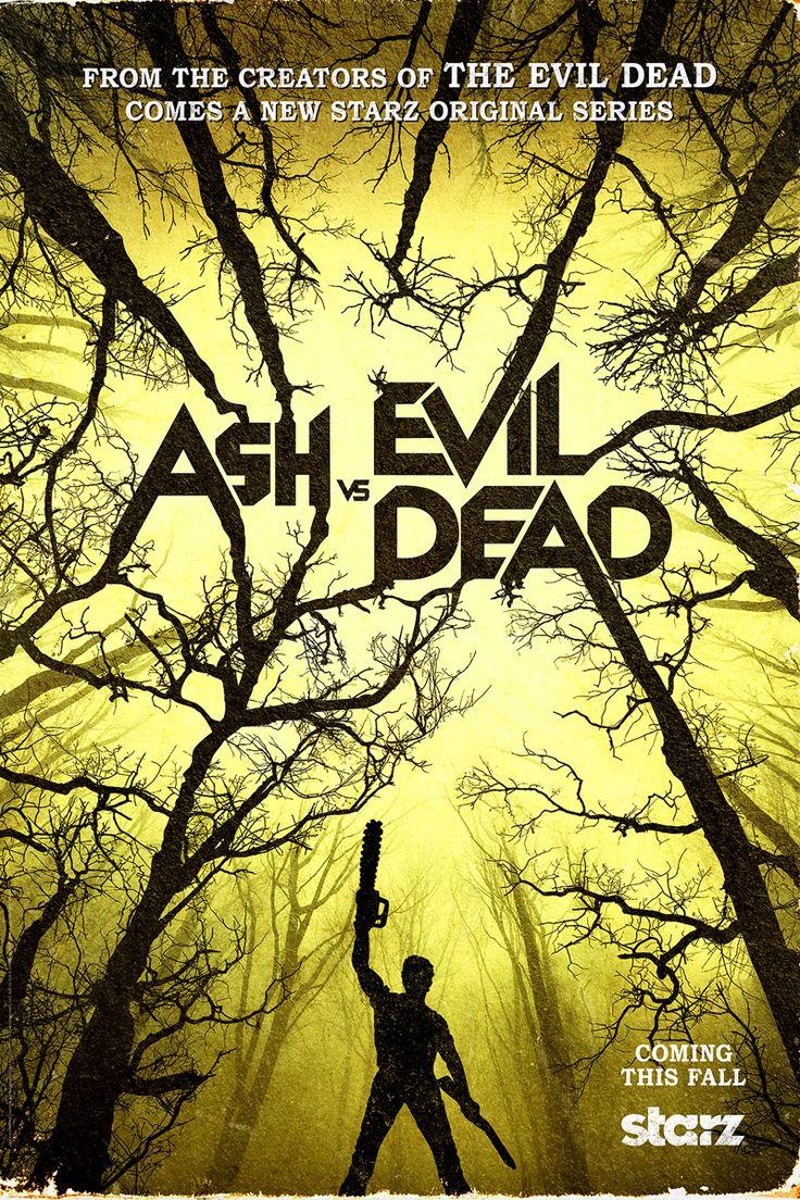 Ash vs Evil Dead une série TV de Sam Raimi avec Bruce Campbell, Ray Santiago. Retrouvez toutes les news, les vidéos, les photos ainsi que tous les détails sur les saisons et les épisodes de la série Ash vs Evil Dead