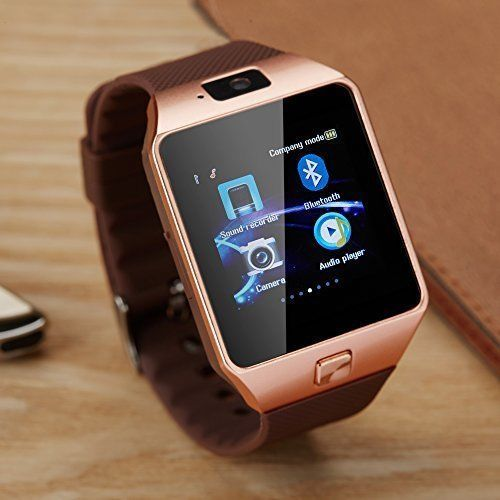 Smart Watch Cell Phone iPhone Android Smartphones Camera Bluetooth Sim Card New #SmartWatchCellPhone