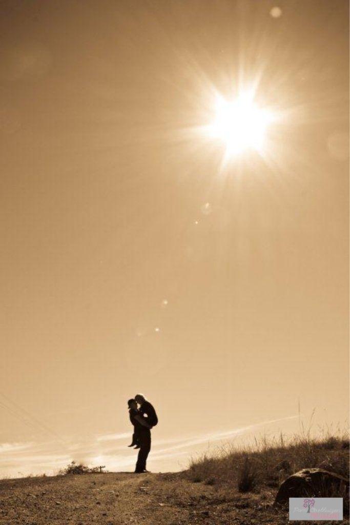 Star burst sun.. Lovers