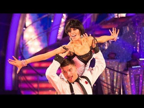 Abbey Clancy & Aljaz Charleston to 'Cabaret' - Strictly Come Dancing: 2013 - BBC One - YouTube