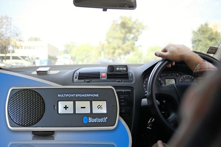 I just bought Hands-Free Bluetooth Car Kit (now £9) via @wowcher