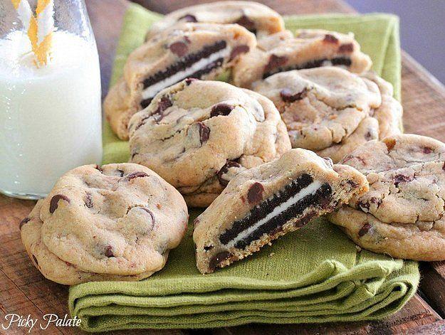 Kurabiyenin içine kurabiye saklayıp bir kurabiyeception yaratmak aslında sizin elinizde!