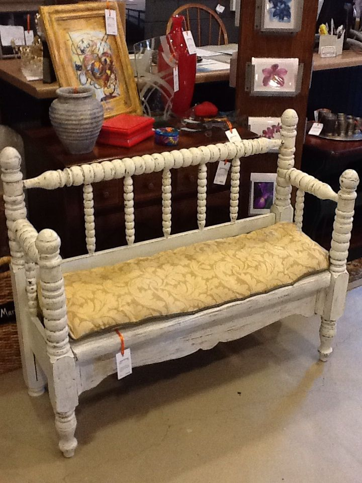 spindel bed bench - Google Search