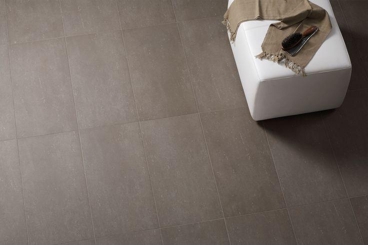 Linea Pietre Native, serie Basaltina, by Casalgrande Padana. #CasalgrandePadana #architecture #design #interiordesign #ceramics #ceramica #floor #pavimenti