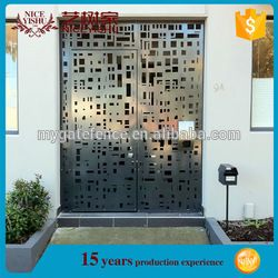 Source decorative latest single laser cut metal gates,residential gate designs, beautiful aluminum driveway gates on m.alibaba.com