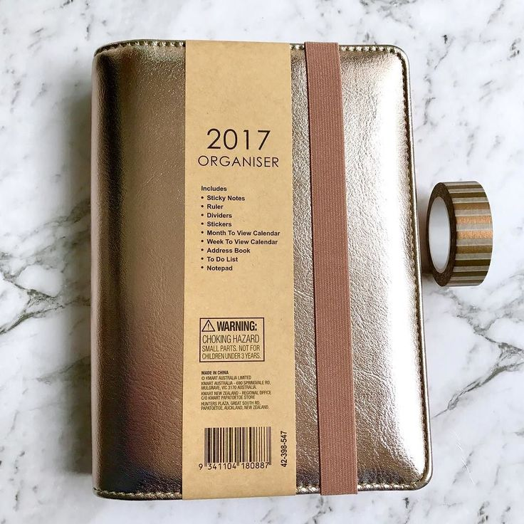 Kmart planner. Not sure how this one compares to last year but... rose gold
