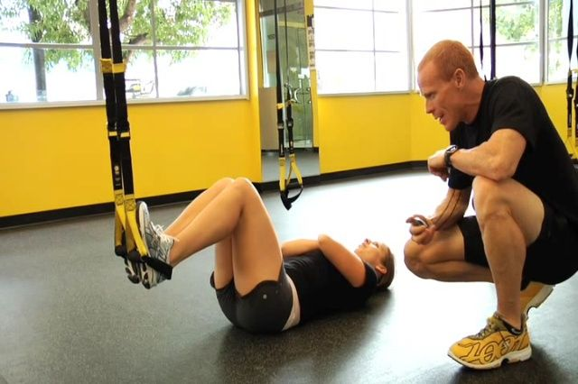 Featured Issue 19 EYES IN Magazine creator, Randy Hetrick, CEO/Founder of TRX Suspension Training Program    TRX Fitness Challenges | TRX