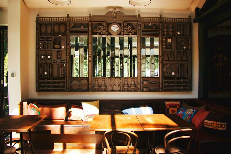 Restaurant Terrace, Tsereteli Ave. 118, Tbilisi