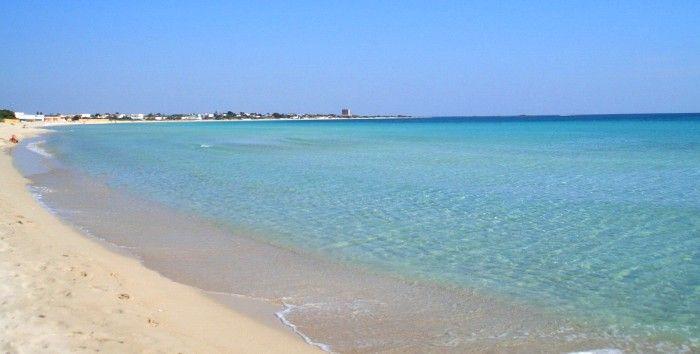 Porto Cesareo. Salento. Puglia