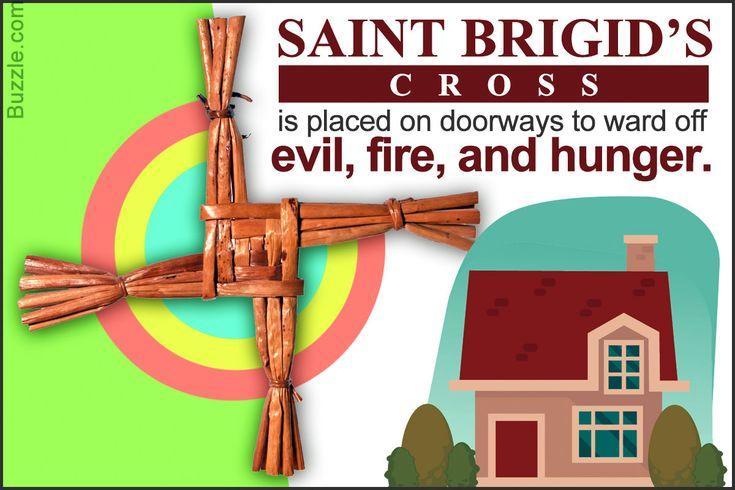 Saint Brigid's cross symbolism
