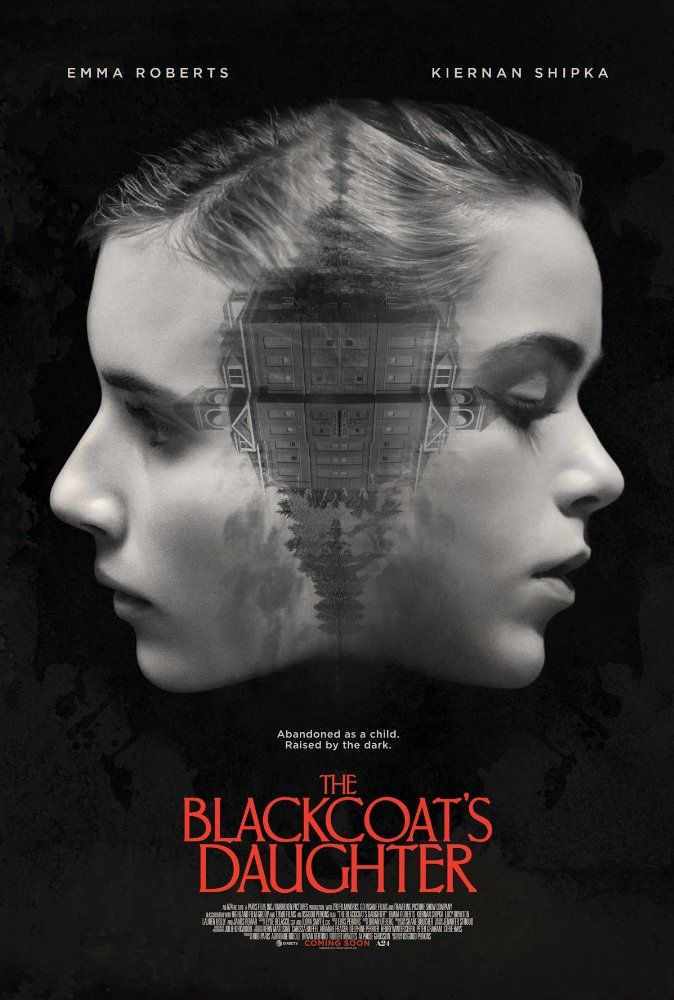The Blackcoat's Daughter - I'm so confused.