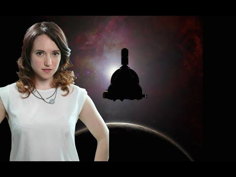 Pluto in a Minute: July 4, 2015 Pluto's atmosphere is super cool! Let's check out five things you didn't know about Pluto's atmosphere. Special thanks to Deputy Project Scientist Cathy Olkin of the Southwest Research Institute for explaining this topic! By: NASA New Horizons.