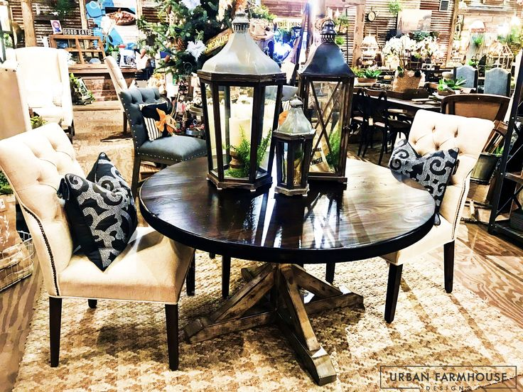 206 best Farm Tables images on Pinterest