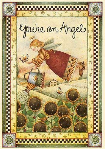 You're An Angel ... Debbie Mumm