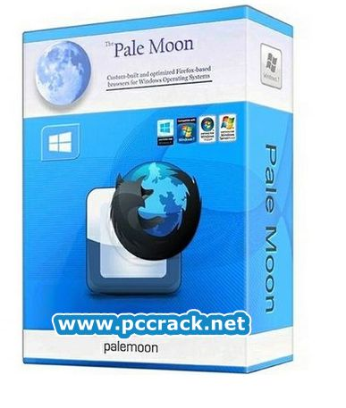Pale Moon Fast and powerful web browser Pale Moon is the custom and optimized version of Firefox, with the difference that the pace of this browser via @pccrack