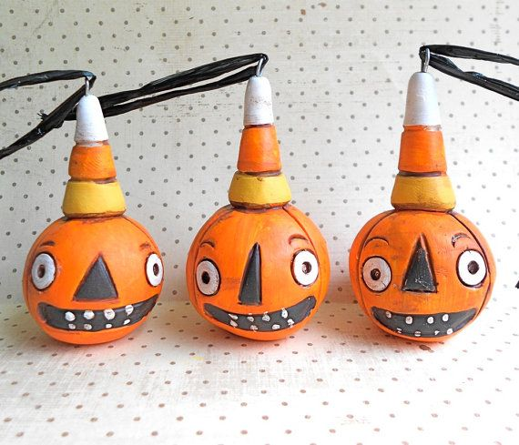 More Ornaments for A Nightmare Before Christmas Tree