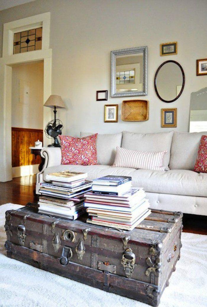 12 besten couchtisch bilder auf pinterest rund ums haus alte truhe und alte st mme. Black Bedroom Furniture Sets. Home Design Ideas