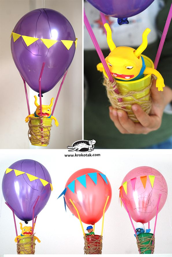 DIY Air Balloons