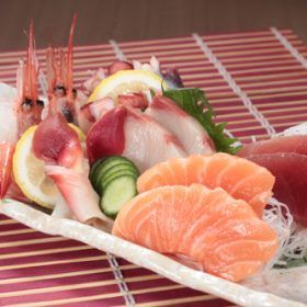 Let's have sushi & sashimi~!!  #sushi #sashimi #seafood #fresh #fish #foodporn #stockphoto #photooftheday #food #design #source
