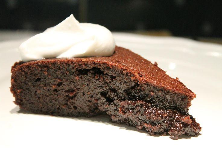 Paleo brownie recept