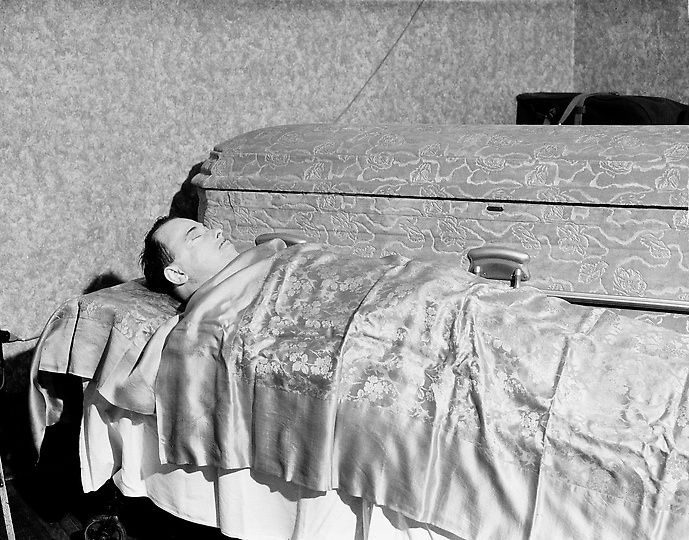 Bonnie And Clyde >> Outlaw John Dillinger Postmortem   Harvey Funeral Home ...