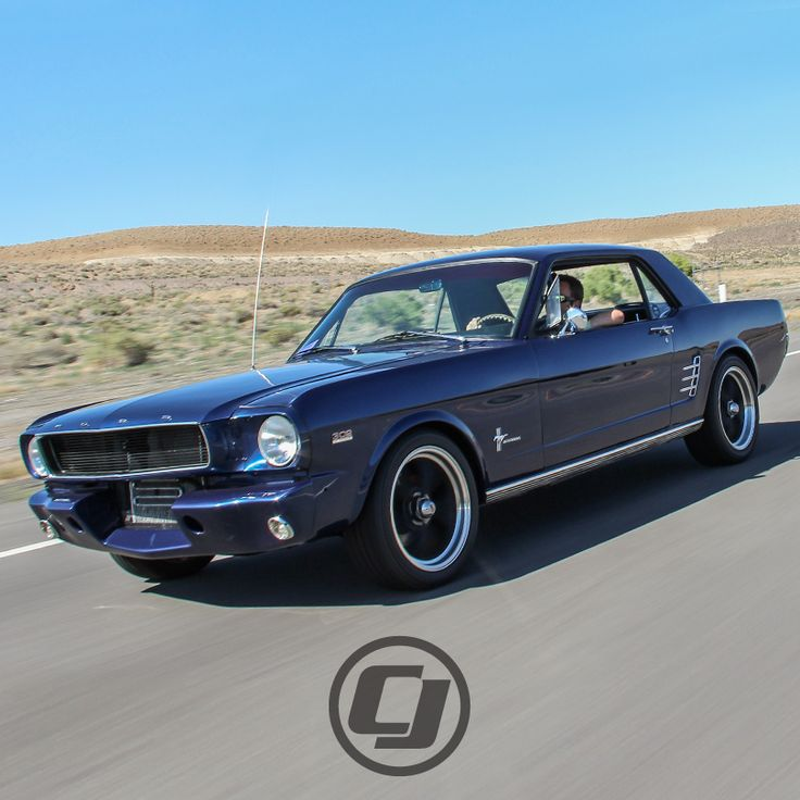 It's #HumpdayWednesday and Nick and his 1966 Mustang Coupe are racing towards the weekend.