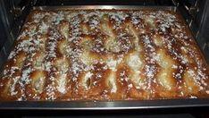 Fantastický jablečný koláč se zakysanou smetanou jen ze základních ingrediencí!   Vychytávkov
