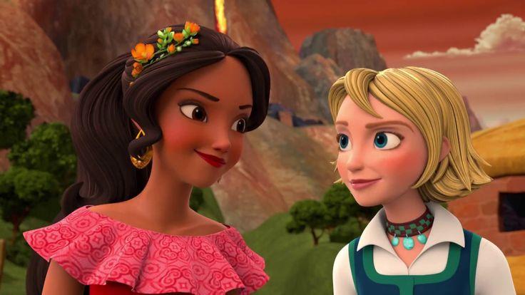 Elena van Avalor   Woede beheersing   Disney Channel NL