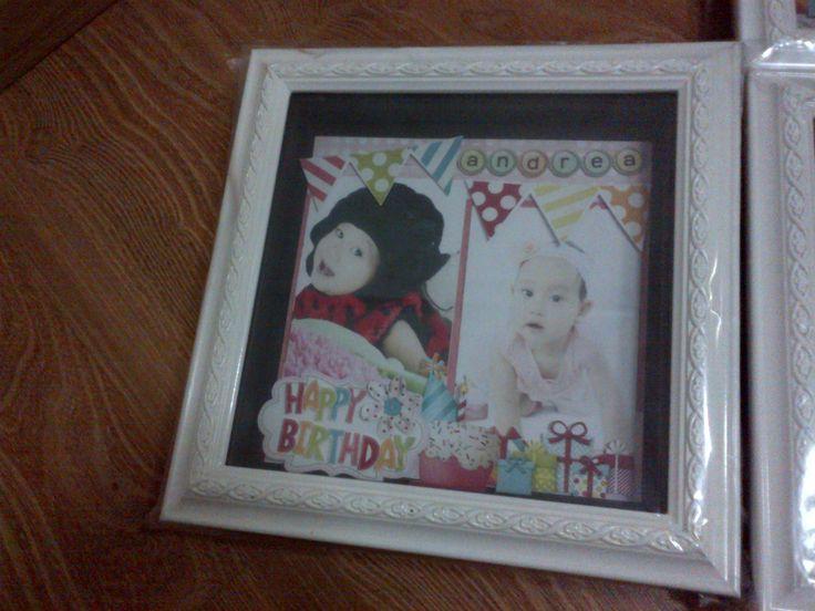 Birthday Souvenir ^^