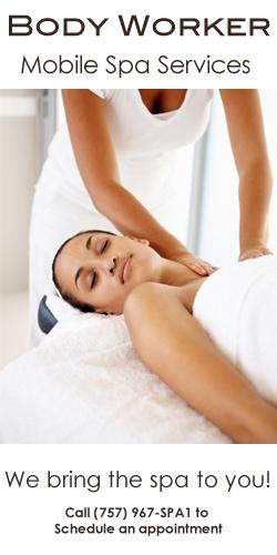 hampton roads center massage therapists