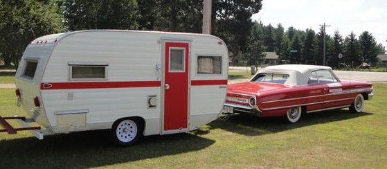 We have a goal to buy a small camper late summer next year. ~Advice for buying small used campers, and the best places to buy them.