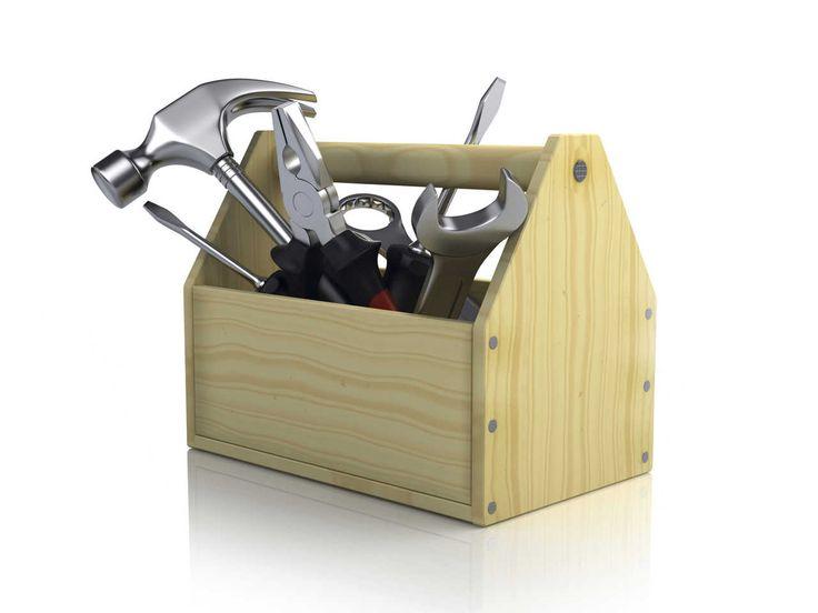 Cómo hacer una caja de herramientas simple - IMujer